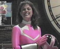 is most famous for playing the leader of the Power Rangers Time Force