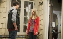 Bridgit Mendler on her romance with Good Luck Charlie costar Shane
