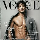 Steamy: Vogue Hommes International exposes model Jarrod Scott in all