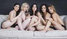 nude or seminude for 'boudoir photography parties'  to celebrate