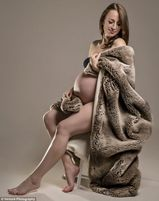 Naked baby bump photos are the latest pregnancy trend  But are they a