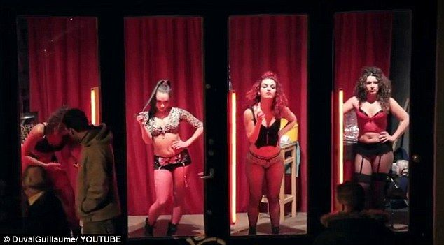 The Girls Of Red Light District 01