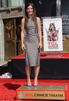Sandra Bullock cements her place on Hollywood Walk of Fame with
