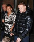 Wayne Rooney celebrates 28th birthday with low key meal with