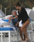 Roberto Cavalli, 73, enlists his much younger and toned girlfriend