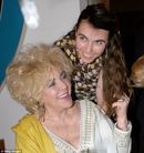 Elizabeth Taylor's granddaughter Naomi deLuce Wilding on their