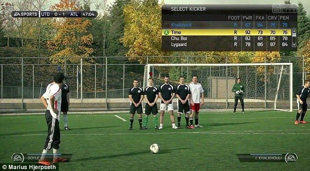 Penalty Shoot Out Web Dl