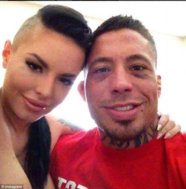 Christy Mack Suffer From A Large Di