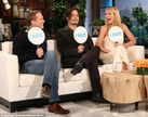 Johnny Depp and Gwyneth Paltrow spill their sexy secrets on The