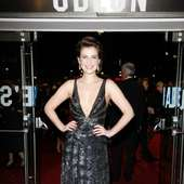 Oops, Did I Fall Out? Unknown Actress Camilla Arfwedson Steals The