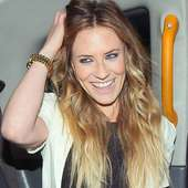 Mending A Broken Heart: Georgie Thompson Was All Smiles As She Had Her