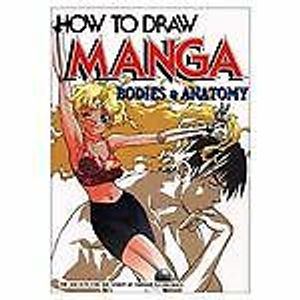 How to Draw Manga Vol  25 Bodies and Anatomy Human Body Drawings for