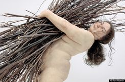 Nude Sculptures By Ron Mueck Bring Hyperrealism To A Whole Other Level