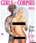 Courtney Stodden Gets Nude For Girls & Corpses Magazine (NSFW PHOTO)