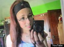 rehtaeh parsons shown in a video committed suicide after being