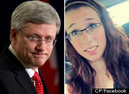 Harper On Rehtaeh Parsons: Let's Stop Using 'Bullying' To Describe