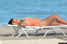 Jennifer Lopez's Nude Swimsuit Will Make You Do A Double Take (PHOTOS)