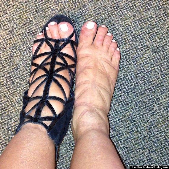Stephanie On My Feet 2