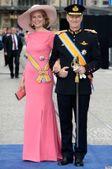 Princess Mathilde Of Belgium Set For Queen Consort Role As King Albert