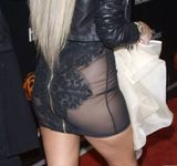 Wardrobe Malfunction: Worst SeeThrough Dress Flub Ever? (PHOTOS