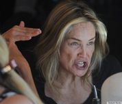 Sharon Stone Without Makeup Is A Little Unexpected (PHOTOS)