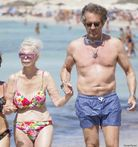 Duchess Of Alba Dons A Bikini With Younger Hubby By Her Side (PHOTOS)