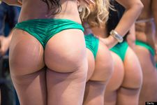 Miss BumBum Brazil Sees Bottoms Competing For The Top Spot (PICTURES)