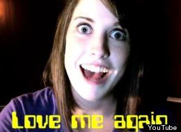 Overly Attached Computer' Laina Morris knows how to get what she