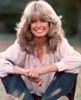 Farrah Fawcett And Her Iconic '70s Hairdo (PHOTO)