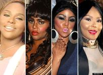Lil' Kim, Plastic Surgery? Rapper Looks Different In New York City