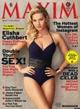 Elisha Cuthbert Is Maxim Magazine's Most Beautiful Woman In Television