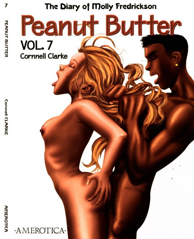 Amerotica The Diary Of Molly Fredrickson Peanut Butter 1 7 Adult Comics Almerias