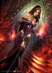 ISD] Liliana of the Veil - High-Res Artwork x2 - The Rumor Mill
