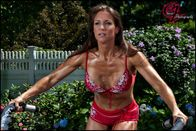 Stephanie McMahon New Work Out Teaser Photo