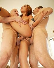 Curvy Milfs Angel And Valentina Are Sharing The Thing