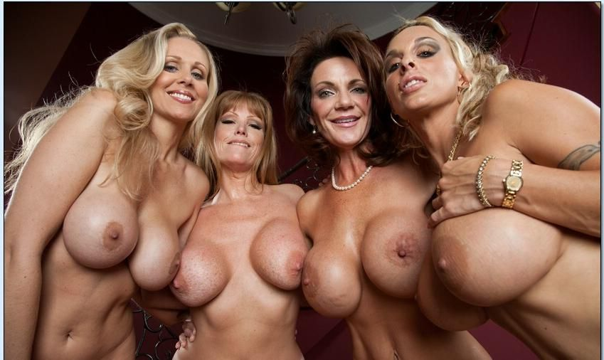 My Friends Hot Mom Darla Crane Deauxma Holly Halston Julia Ann
