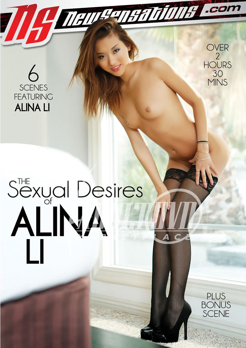 Sexual Desires Of Alina Li