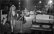 1988, New York City, prostitutes walk the street looking for Johns
