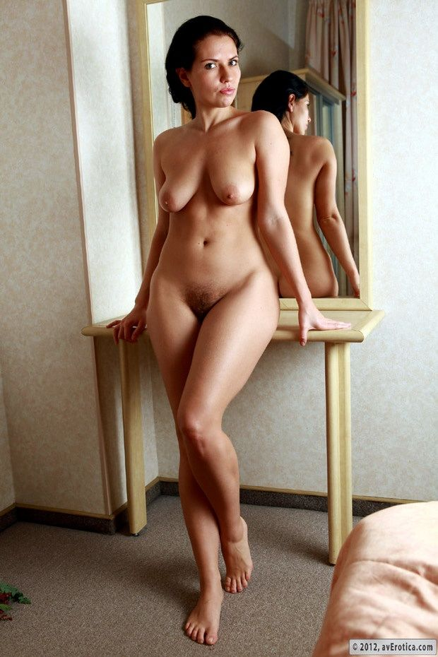 Real Indian Amateur Posing Naked