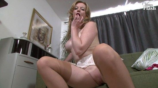 Vintageflash 13 02 23 Holly Kiss You Want My Panties