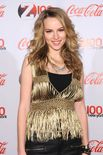 Bridgit Mendler at Z100 & Coca Cola's All Access Lounge  Sexy