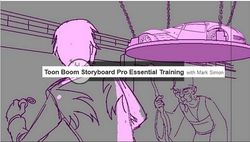 Toon Boom Storyboard Pro Essential Training with Mark Simon