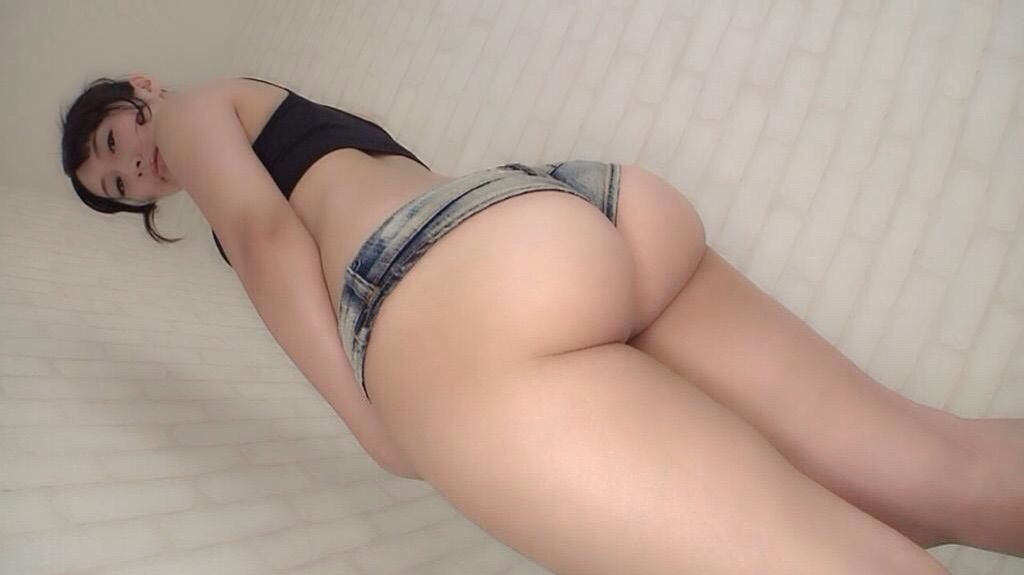 [Amateur Ass] Asian ass from heaven
