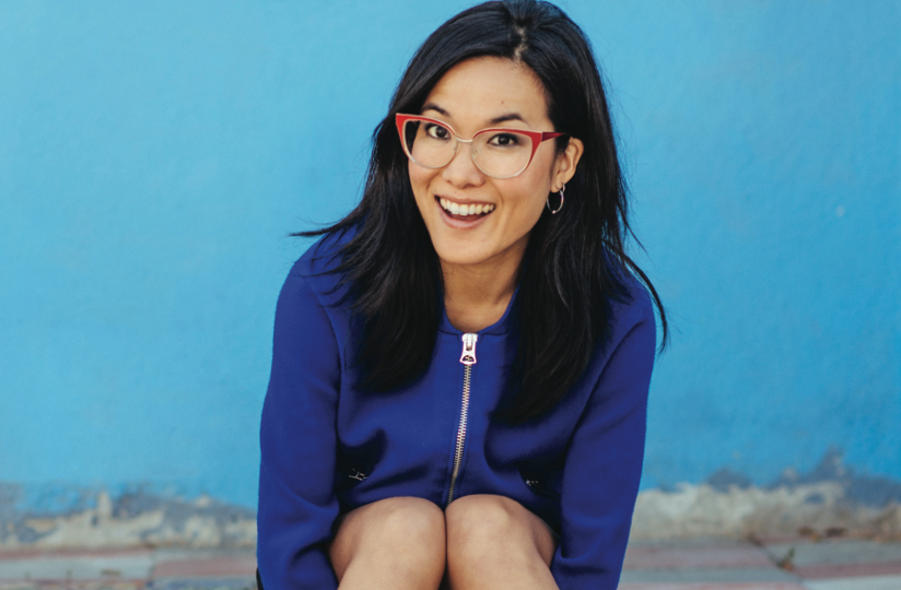 Ali Wong is adorable