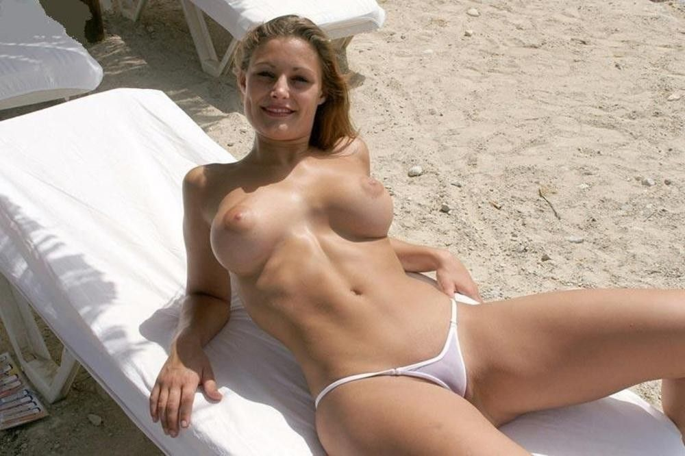 [Amateur MILF] Sand and stones