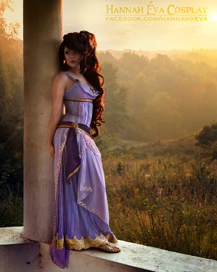 [Sexy Cosplay] Hannah Éva as Megara [cross post from r/cosplay]