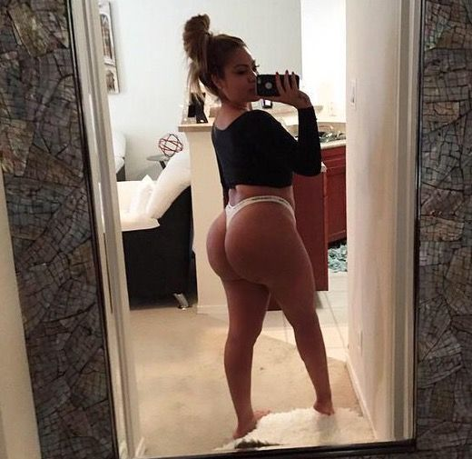 [Curvy Amateurs] Sexy Latina With Fantastic Bubble Butt