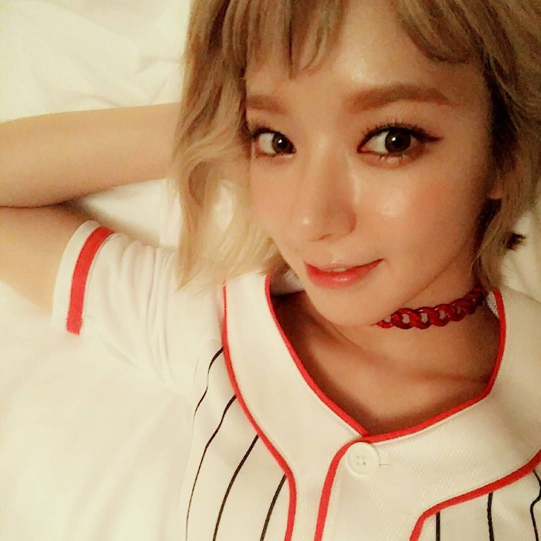 In bed with Choa
