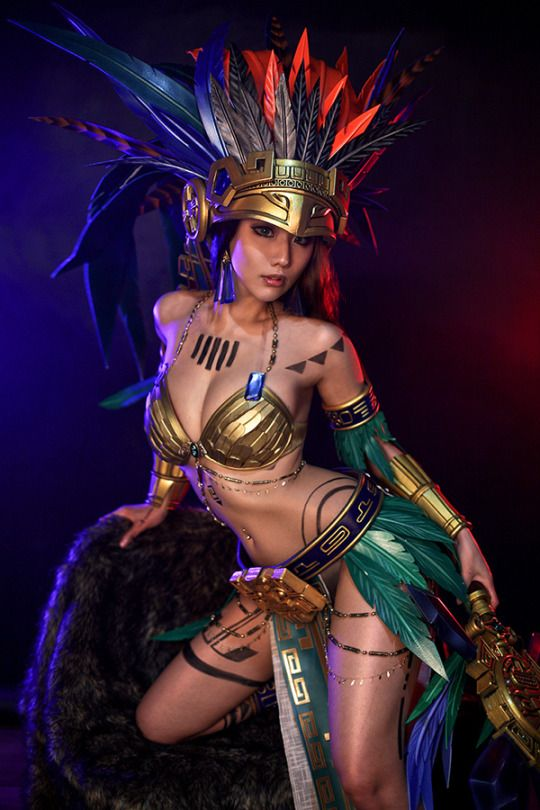 [Sexy Cosplay] Mia – Civilization Online