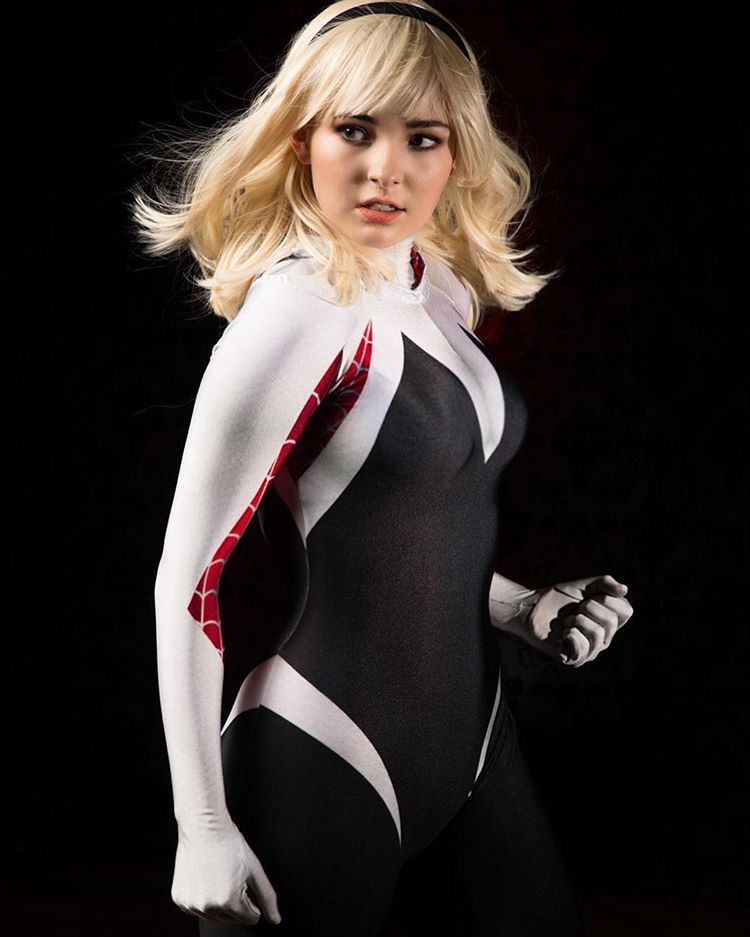 [Sexy Cosplay] OMGcosplay as Spider Gwen